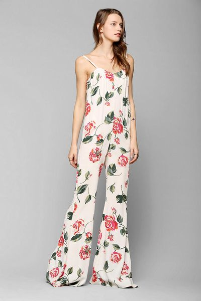 Jumpsuit Urban Outfitters Urban Outfitters Stone