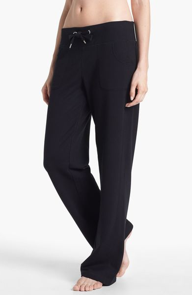 Zella Beyond Soul Pants in Black - Lyst