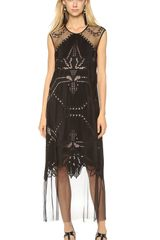 BCBGMAXAZRIA Kaley Dress - Lyst