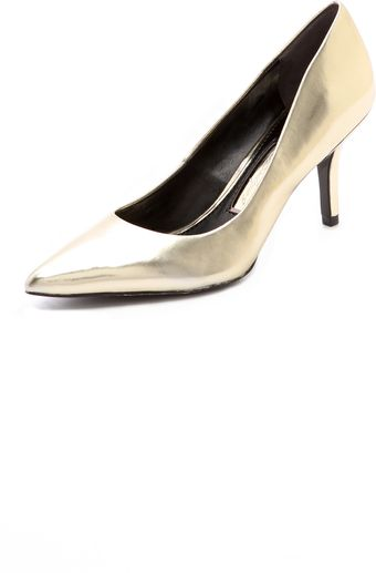 Boutique 9 Mirabelle Mid Heel Pumps - Lyst