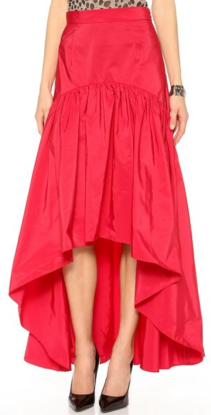 By Malene Birger Isabella Full Skirt - Lyst