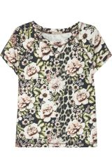 Emma Cook Printed Cotton Top - Lyst