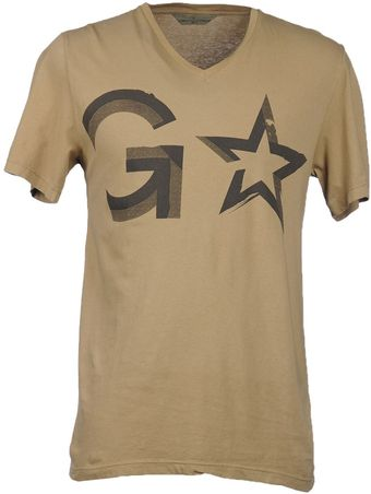 Golden Goose Deluxe Brand Short Sleeve T-shirt - Lyst