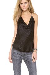 Haute Hippie Scarface Top - Lyst
