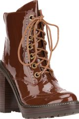 Jeffrey Campbell Fork Soil Boot - Lyst