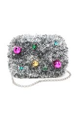 Kotur Margo Jingle Tinsel Clutch - Lyst