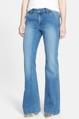 Lucky Brand Trouser Style Bellbottom Jeans - Lyst