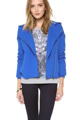 Marc By Marc Jacobs Cleo Quilted Knit Jacket - Lyst