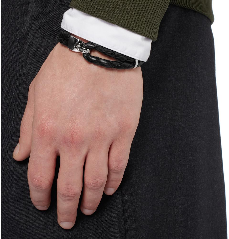 Miansai Mens Beacon Wrap Bracelet V8XGzgSZU