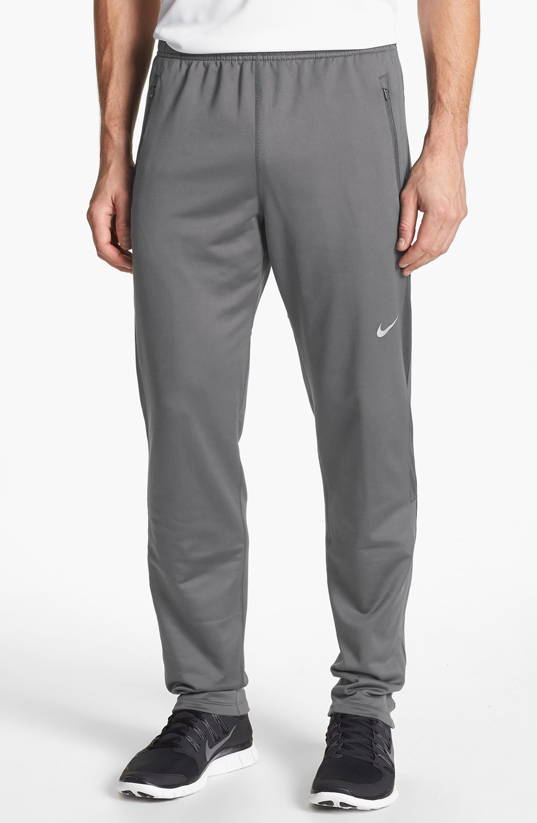 Gray Nike Sweatpants For Men | www.imgkid.com - The Image Kid Has It!