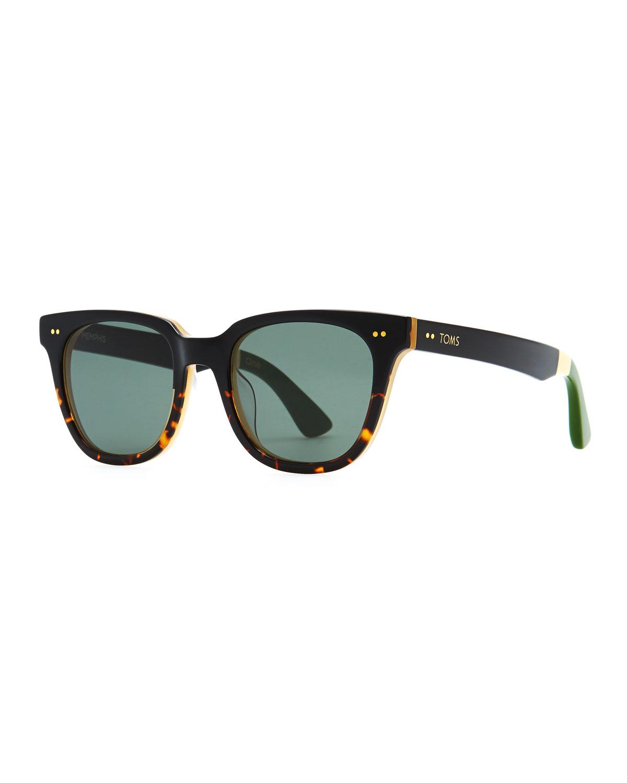 Memphis Sunglasses  toms memphis sunglasses in brown lyst