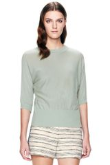 Tory Burch Rose Sweater - Lyst
