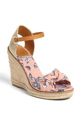 Tory Burch Macy Wedge Espadrille - Lyst
