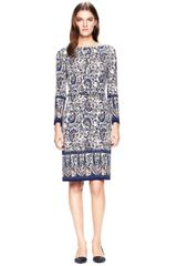 Tory Burch Chrissy Dress - Lyst
