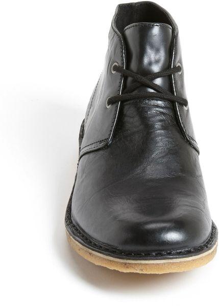 Ugg Leighton Chukka Boot In Black For Men Lyst