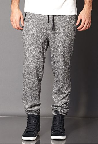 21men Zip Pocket Joggers - Lyst