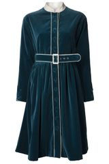 Olympia Le-Tan Frantz Dress - Lyst