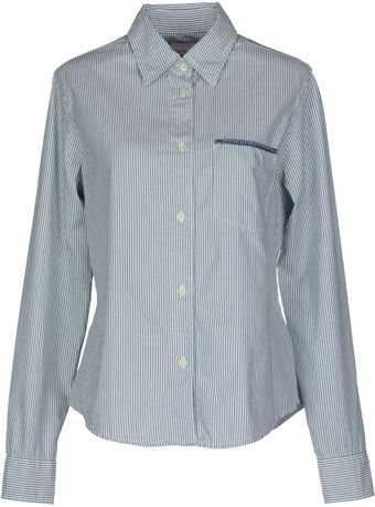 Roy Rogers Long Sleeve Shirt - Lyst
