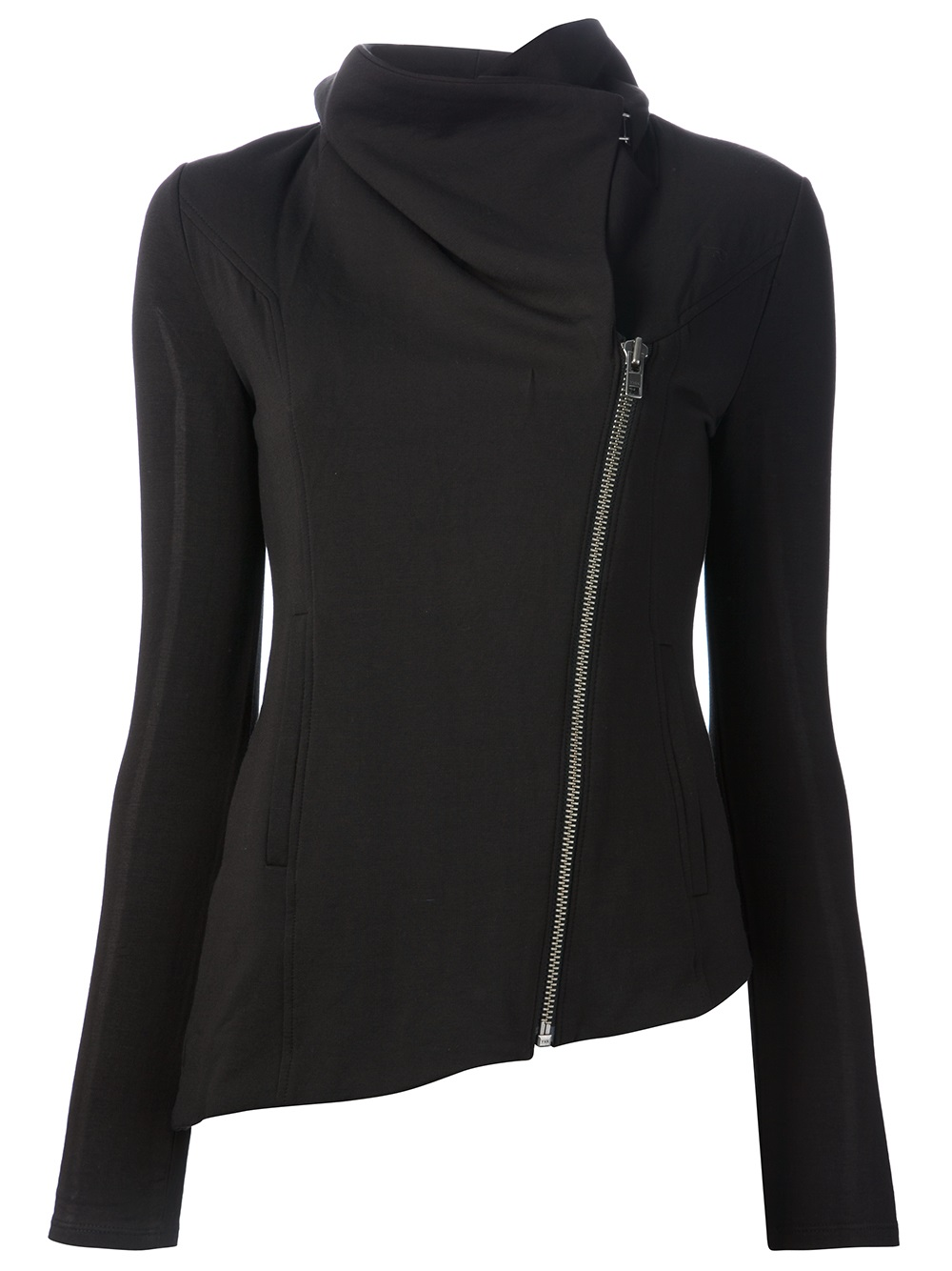 Asymmetrical Jacket Womens