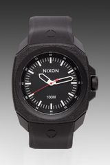 Nixon The Ruckus in Black - Lyst