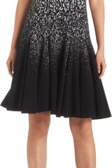 Prabal Gurung Abstract Intarsia Knit Dress - Lyst