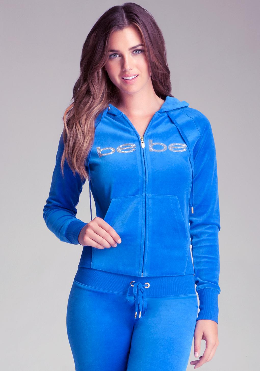 Bebe hoodies