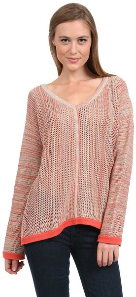 Goddis Nahla V Neck Sweater - Lyst