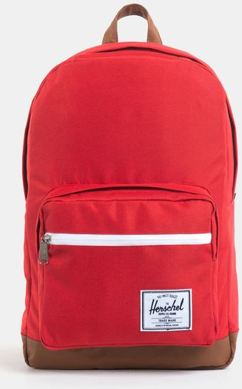 Herschel Supply Co. Pop Quiz Suede Trim Backpack - Lyst