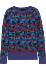 J.Crew Collection Cashmere Sweater - Lyst