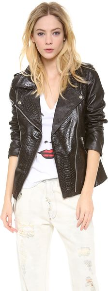 Luv Aj The Moto Jacket Vest - Lyst