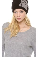 Marc By Marc Jacobs Olive Hat - Lyst