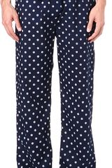 Naturally Nautical Pyjama Bottoms - Lyst