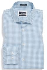 1901 Slim Fit Dress Shirt - Lyst