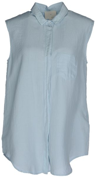 Boy by Band Of Outsiders Sleeveless Shirt - Lyst