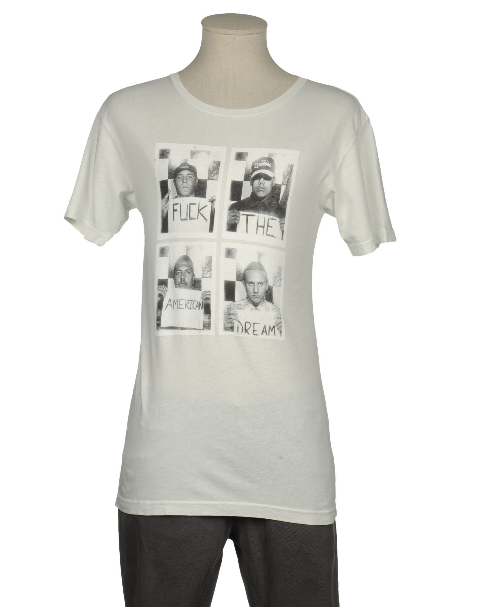 versace shirts for men 2013. versace shirts for men 2013 freshjive short sleeve t-shirt in white (