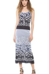 Jean Paul Gaultier Maxi Dress - Lyst
