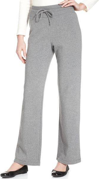 Jones New York Drawstring Sweatpants - Lyst