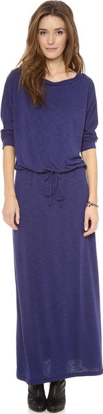Lanston Boyfriend Maxi Dress - Lyst