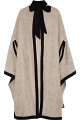 Lisa Marie Fernandez Cotton Terry Beach Cape - Lyst