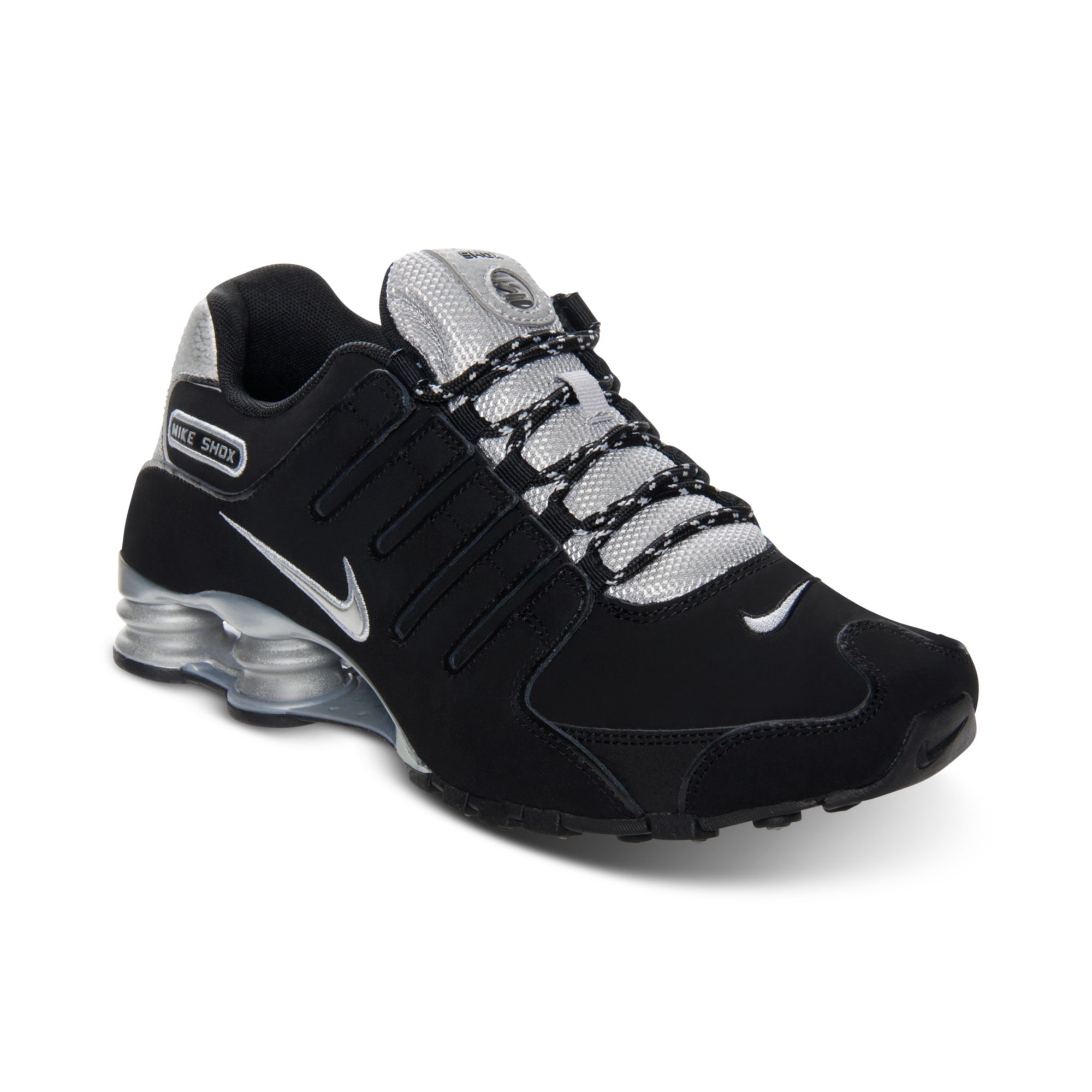 63a57d7b258 Lyst - Nike Mens Shox Nz Eu Running Sneakers From Finish Line in ...