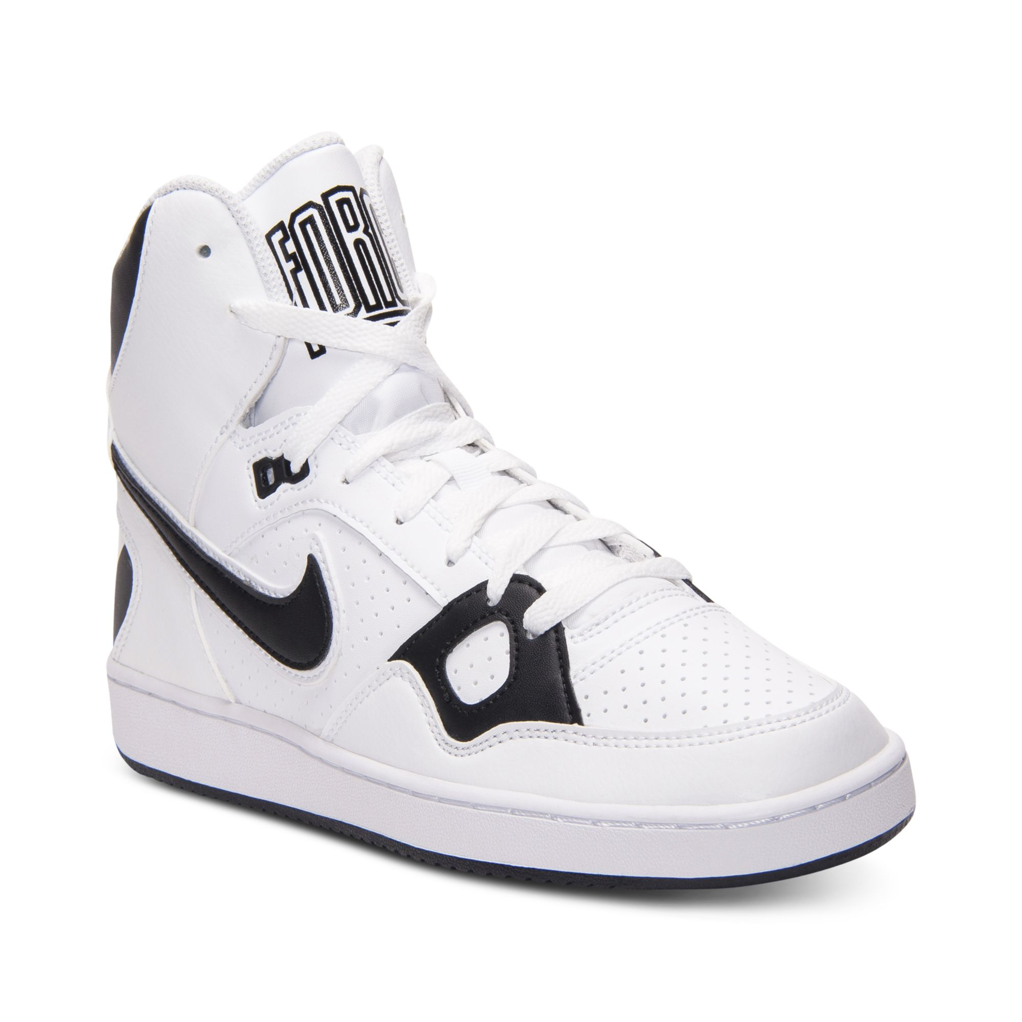 Nike Men's Son of Force Mid Top Sneaker