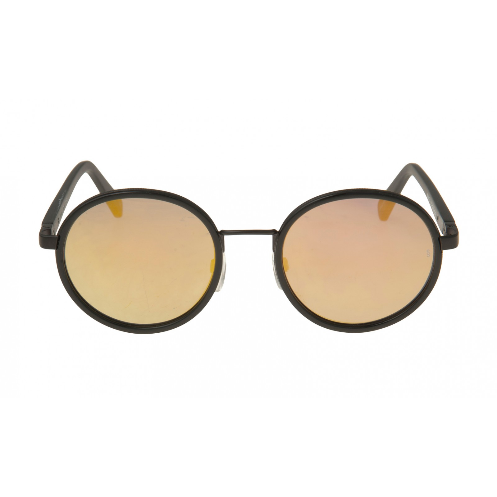 Sunday somewhere ned mirror sunglasses in black lyst for Sunday mirror