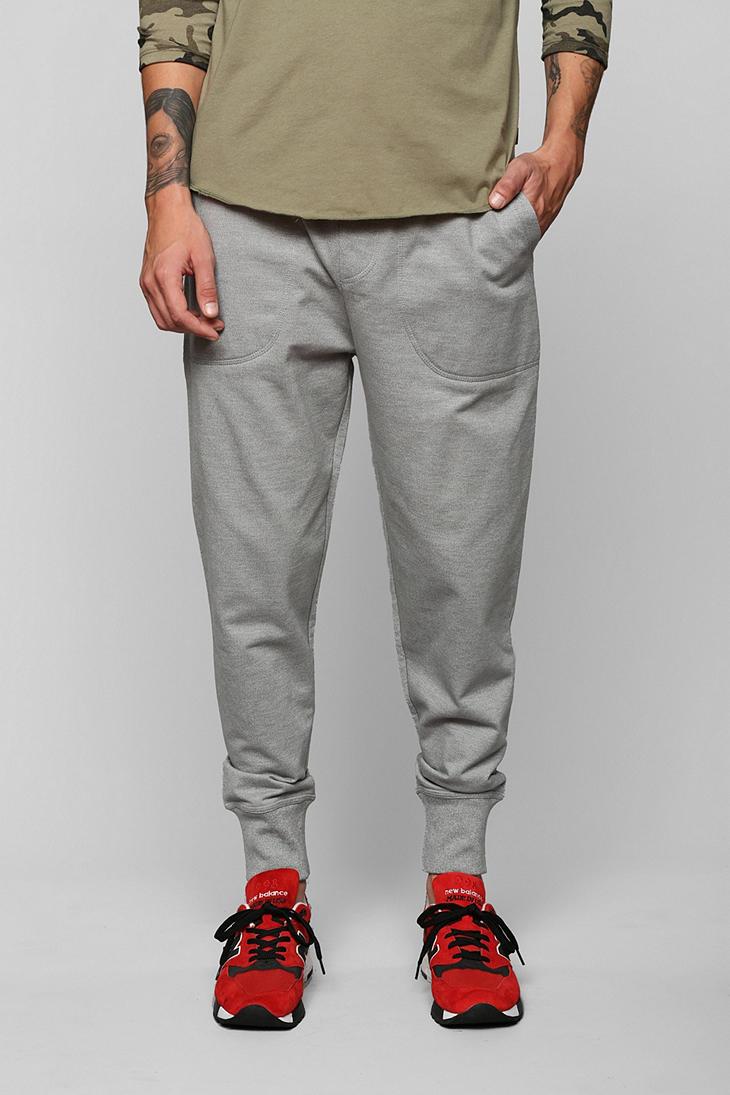 Lyst Bdg Knit Jogger Pant In Gray For Men
