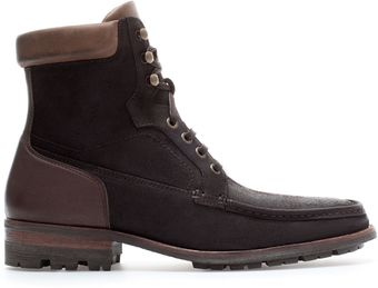 Zara Mountain Boot - Lyst