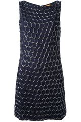 Alice + Olivia Dayla Beaded Dress - Lyst