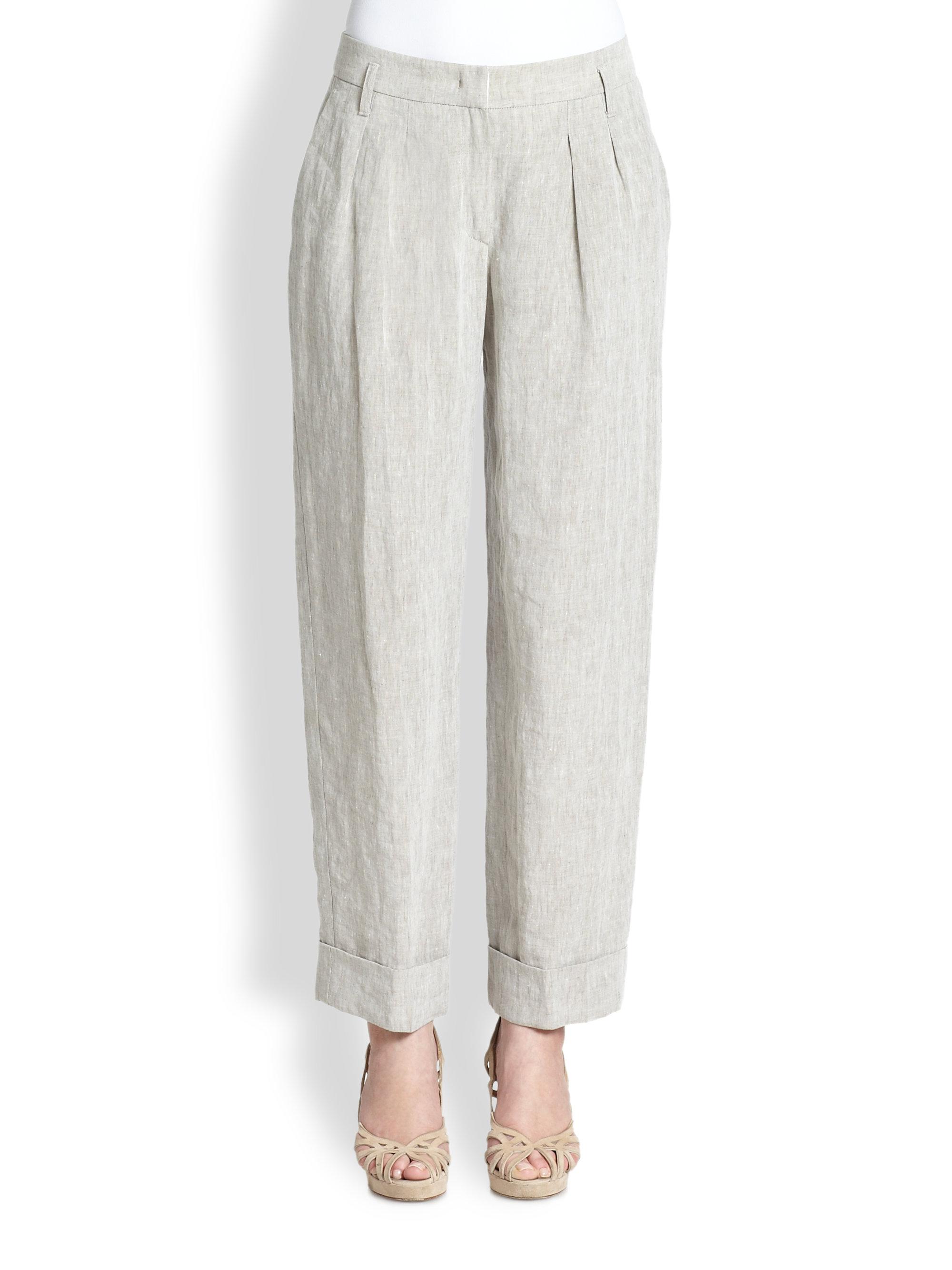 Fantastic Grey Linen Pants Women  Fantastic Blue Grey Linen Pants Women Style U2013 Playzoa.com