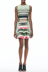 Clover Canyon Cuban Printed Flare Dress - Lyst