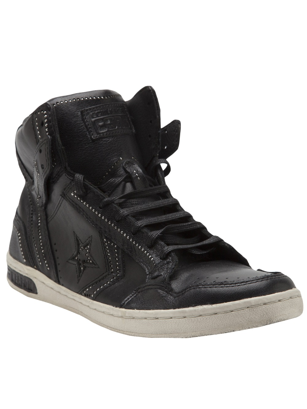 Converse Jv Weapon High Top Sneaker In Black For Men Lyst
