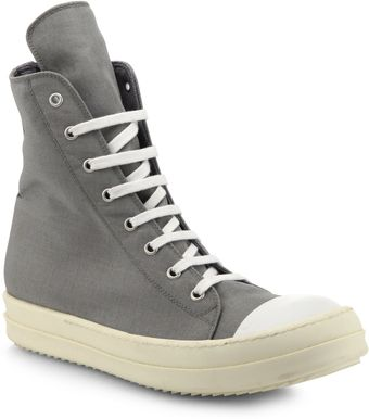 DRKSHDW by Rick Owens Ramones Hightop Sneakers - Lyst