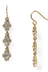 Lauren by Ralph Lauren Starlight Jewels Linear Drop Earrings - Lyst